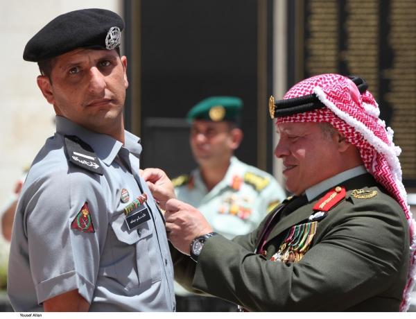 جفرا نيوز أخبار الأردن شاهدوا صور احتفالات القوات المسلحة بذكرى