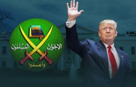 ترامب يتجه لتصنيف الاخوان  المسلمين الحرس الثوري كإرهابيين