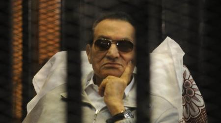 حكم نهائي ببراءة  حسنني مبارك من تهم قتل المتظاهرين في