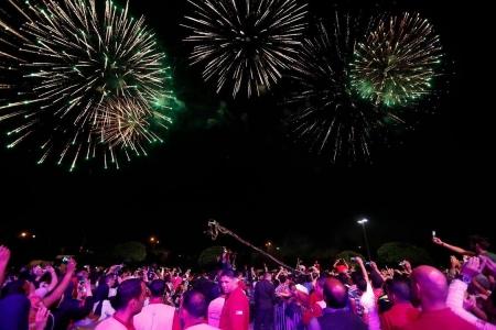 بمشاركة ما يزيد عن 70 ألف مواطن .. زين تحتفل مع الأسرة الاردنية بعيد الاستقلال .. صور
