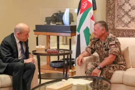 الملك يؤكد إقامة الدولة الفلسطينية 209208_48_1533212408.JPG